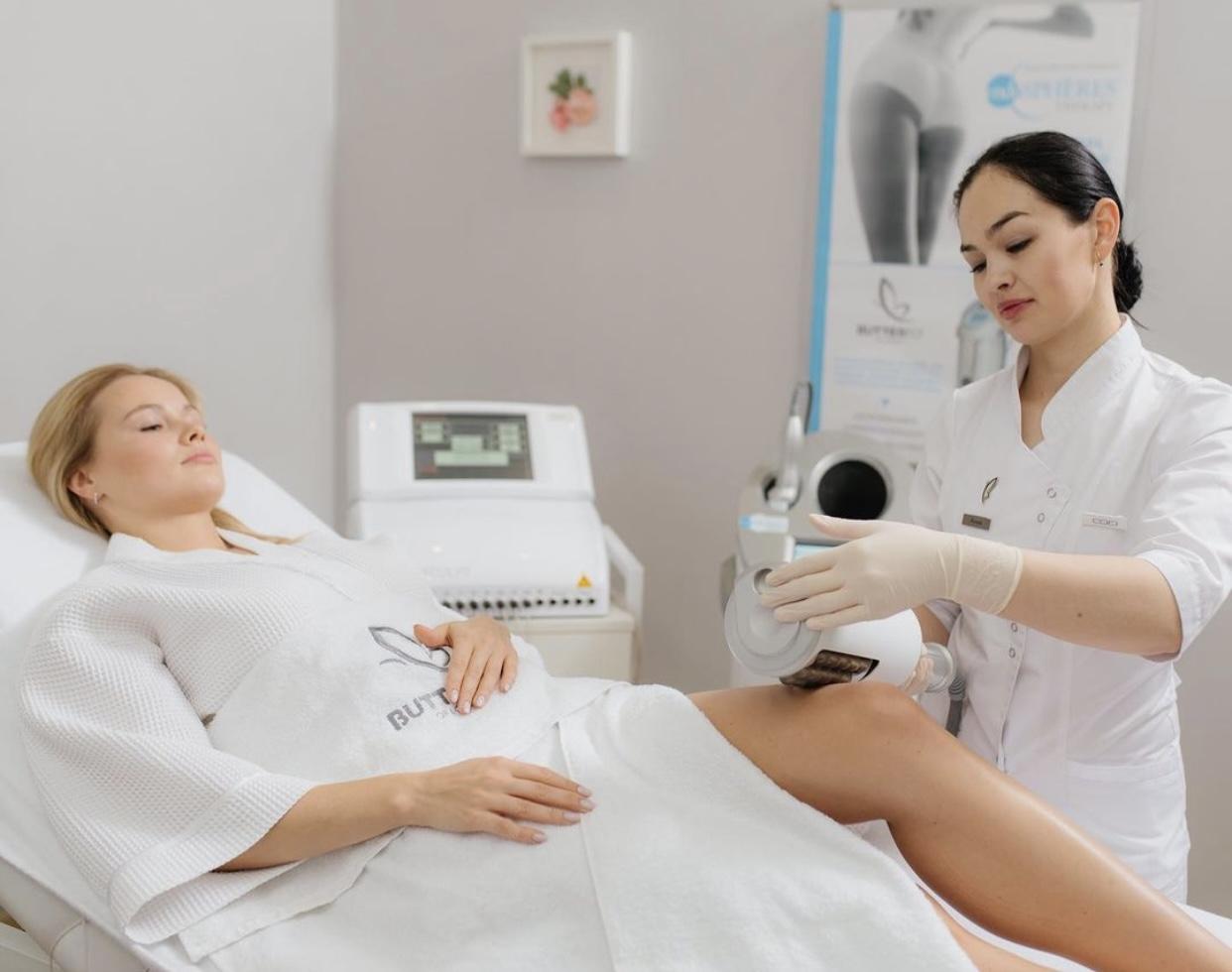 Апаратні процедури по догляду за тілом
