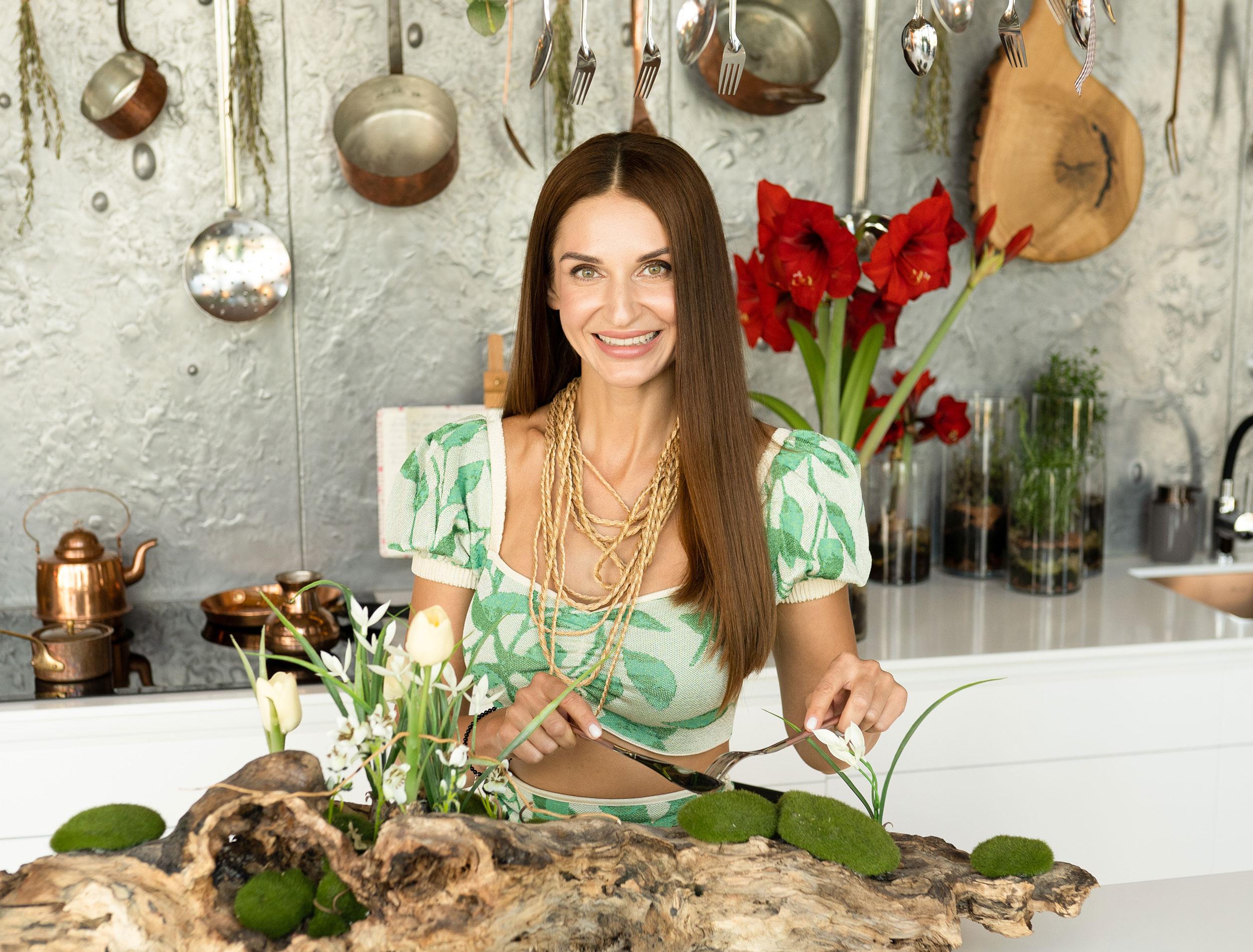 Оксана Соколова, нутріціолог, засновниця Health is Wealth